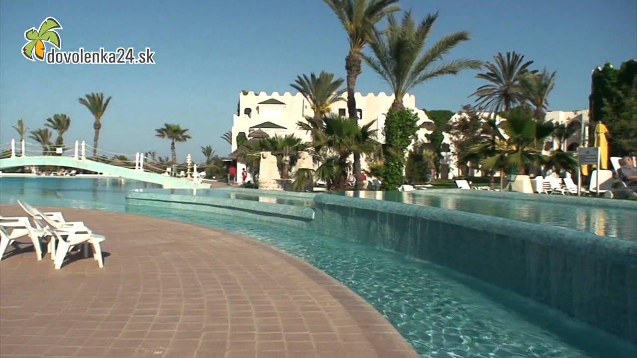 Hotel Lti Mahdia Beach  Mahdia  Tunisko