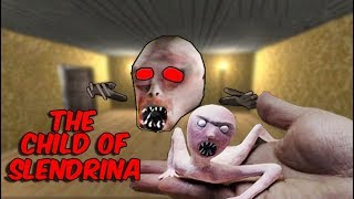 CHILD OF SLENDRINA - Horror Game  Full Gameplay