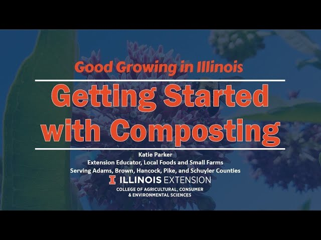 Getting Started with Composting