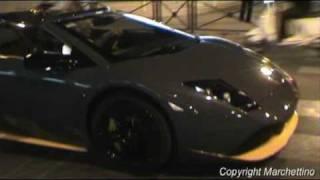2010 Lamborghini Murcielago LP650 4 Roadster Videos