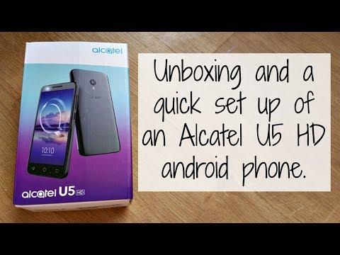 Alcatel U5 HD Reviews, Specs & Price Compare