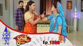 Durga | Full Ep 1598 | 23rd jan 2020 || Odia Serial - TarangTV