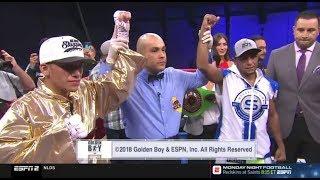 Golden Boy on ESPN: Oscar Negrete vs Joshua Franco