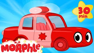 Download My Magic Police Car - My Magic Pet Morphle Compilation with Police Vehicle Videos for Kids! Mp3 and Videos