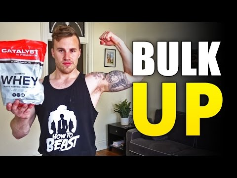 5 Best Bulking Supplements for Skinny Guys