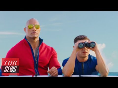 Thumbnail: 'Baywatch' Movie Reviewed | THR News