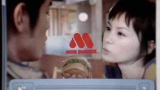 今宿麻美 ASAMI IMAJUKU 商品広告「横取りしたくなるおいしさ!」 おな...