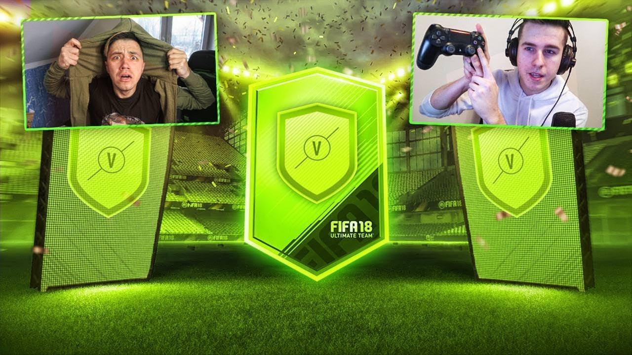 WAŻNY PACK & PLAY Z ADRYANEM! FIFA 18 / DEV