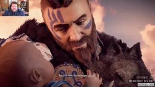Horizon zero dawn - First 2 hours of gameplay ps4!