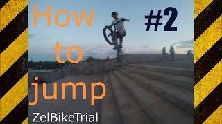 Урок по велотриалу. Как прыгать на заднем колесе?(Если ты снимаешь видео на ютуб, то тебе пора зарабатывать на этом. Вот моя партнёрка: https://youpartnerwsp.com/join?103106..., 2016-03-08T21:54:06.000Z)