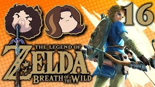 Breath of the Wild: Wow! Amiibos! - PART 16 - Game Grumps