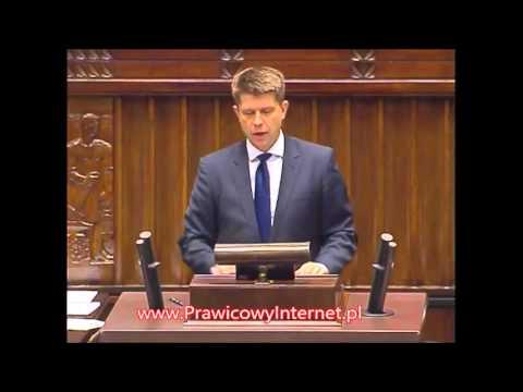 """Paweł Kukiz """"zjada"""" Ryszarda Petru z sejmowej mównicy :)"""