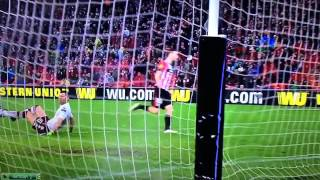 Athletic Bilbao vs Torino 2-2 2015 GOAL Oscar de Marcos