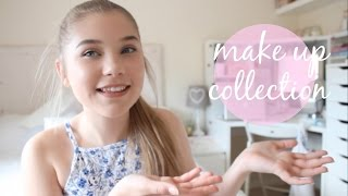 One of LifewithChloe's most viewed videos: MAKE UP COLLECTION 2016 | LifewithChloe
