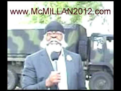 Rent Is Too Damn High - Jimmy McMillan for President in 2012