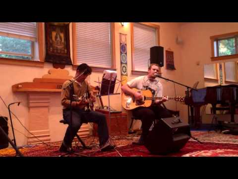 Scott Garriott featuring Jonathan Ash at the Well Springs KSKQ benefit