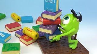 Monsters University Balance Game of Mike モンスターズユニバーシティ マイクのバランスゲーム thumbnail