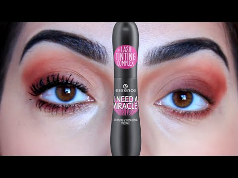 HONEST AF ESSENCE 'I NEED A MIRACLE' MASCARA REVIEW