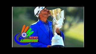 Golf: India's Gangjee ends long title drought in Japan