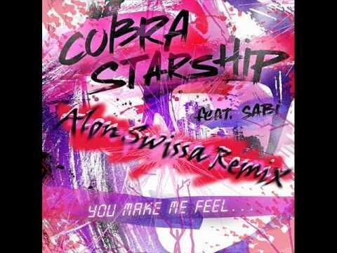 Cobra Starship Ft. Sabi - You Make Me Feel (Alon Remix)