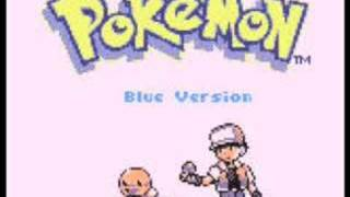 Pokemon Red/Blue Opening