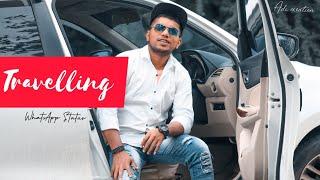 Traveling WhatsApp status video Chota Sa Fashana