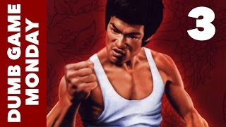 Dumb Game Monday - Bruce Lee: Quest of the Dragon Pt. 3