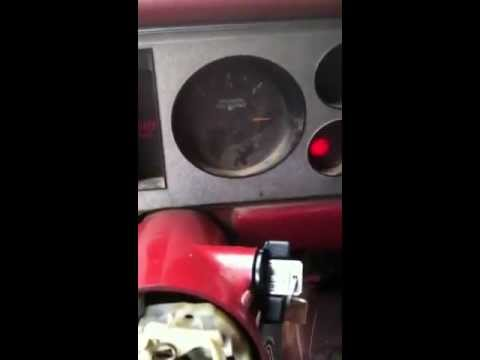 1985 Chevy S10 Blazer New Ignition Switch