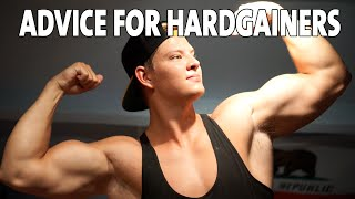 Hardgainer/Ectomorph Diet Advice - How To Gain Muscle