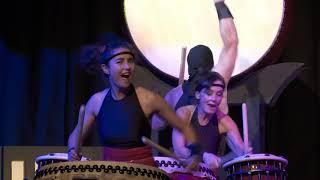 The ancient art of Japanese drumming | Wadokyo Frank Dubberke, Jeannette Petersen | TEDxKoenigsallee