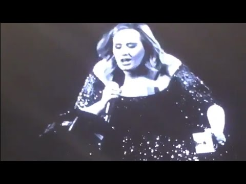 Watch Adele SLAY Beyonces Crazy in Love Dance on Stage!