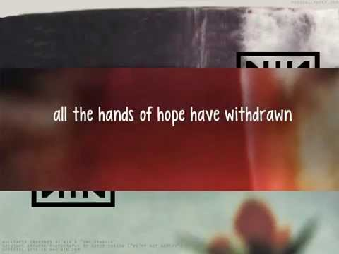 Even Deeper (lyrics) - Nine Inch Nails