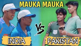MAUKA MAUKA   INDIA vs PAKISTAN l WORLD CUP   Crown Cricket Ka 2019   PDN BOYS  
