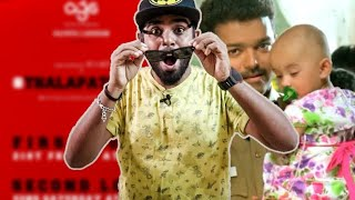 Official: Thalapathy 63 First Look And Second Look Release Date & Time Announced By AGS -Enowaytion+