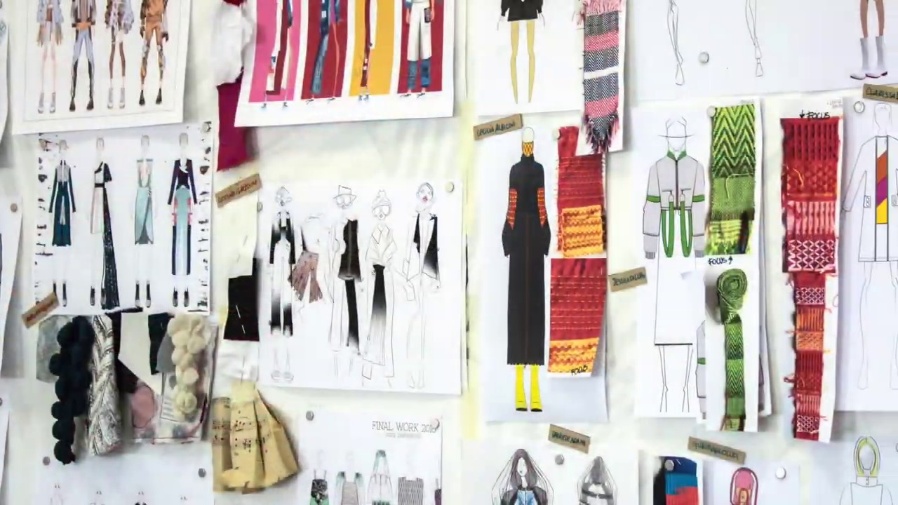 Fashion Design Technology Intensive Course Youtube