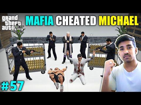 BIG MAFIA DID $800 MILLION SCAM | GTA V GAMEPLAY #57