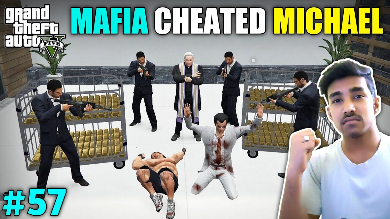 Download BIG MAFIA DID $800 MILLION SCAM   GTA V GAMEPLAY #57
