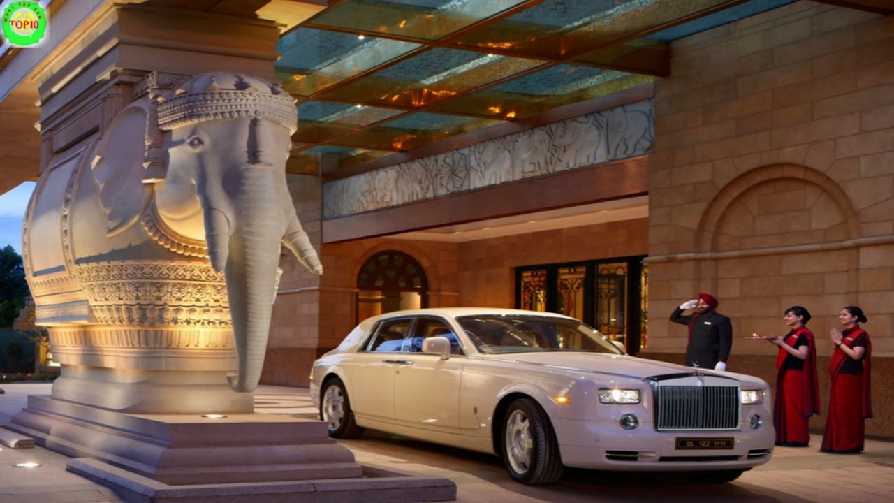 Top 10 most expensive hotels in india for your luxury for Top design hotels india