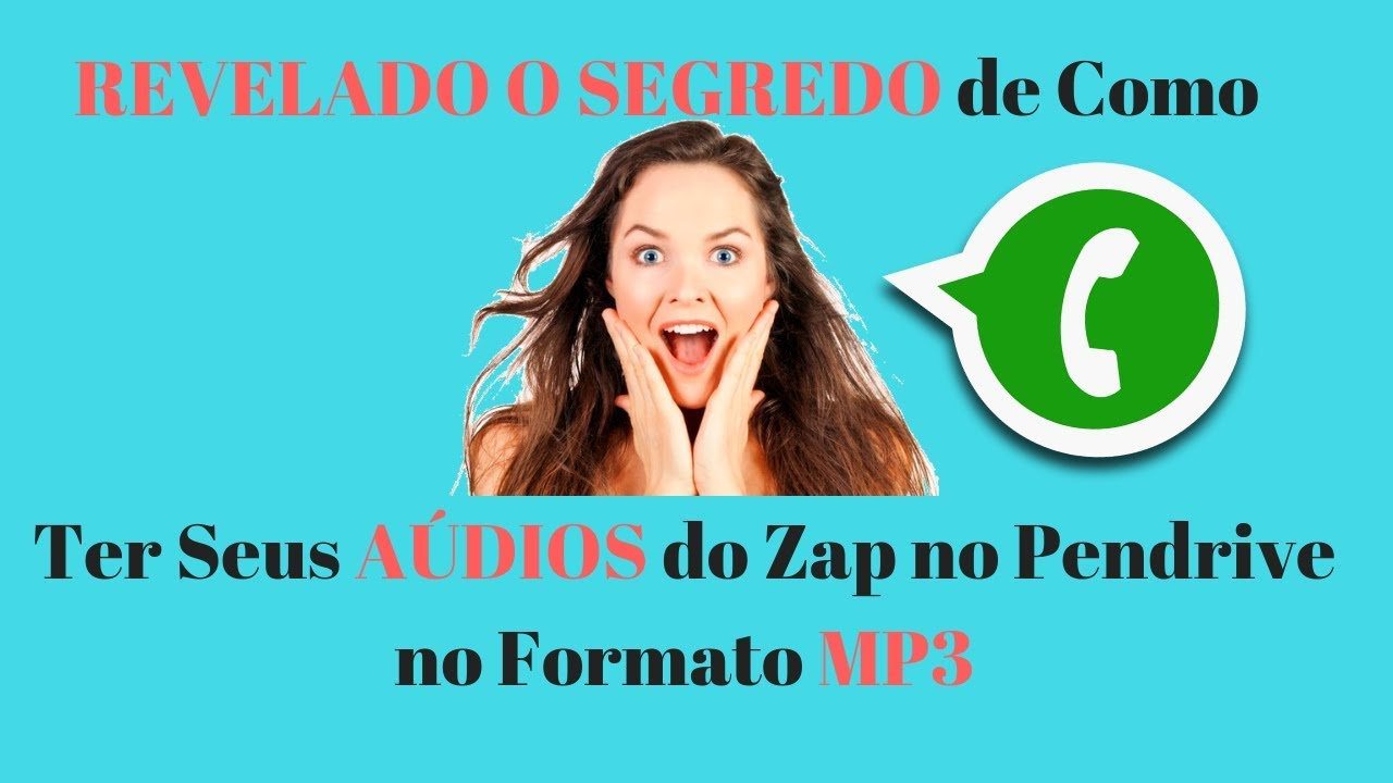 converter audio do whatsapp para mp3