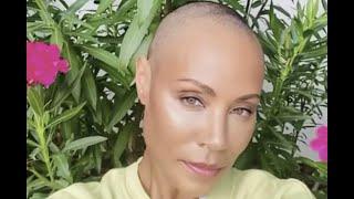 Why Jada Pinkett Smith Shaved Her Head