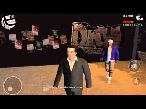 GTA Liberty City Stories Part 2 - Mobile - Mission #2 - Let's Play RockStar Games