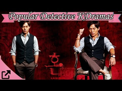 Top 10 Popular Detective Korean Dramas 2016 (All The Time)