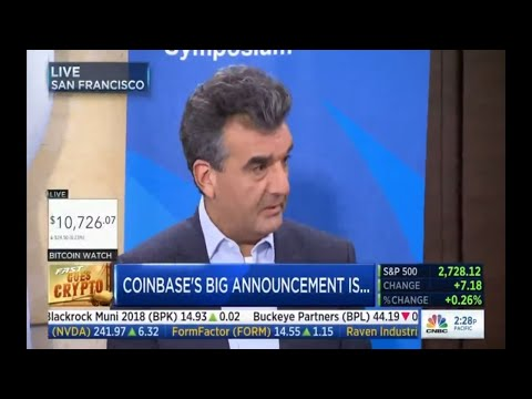 Fast Money Crypto Special Coinbase COO on CNBC