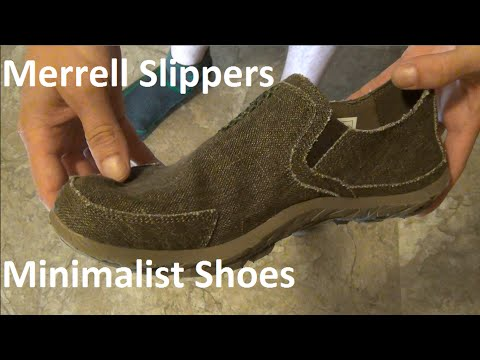 77e068df8d6 Merrell Slippers Customer Review - Minimalist Summer Shoes - YouTube