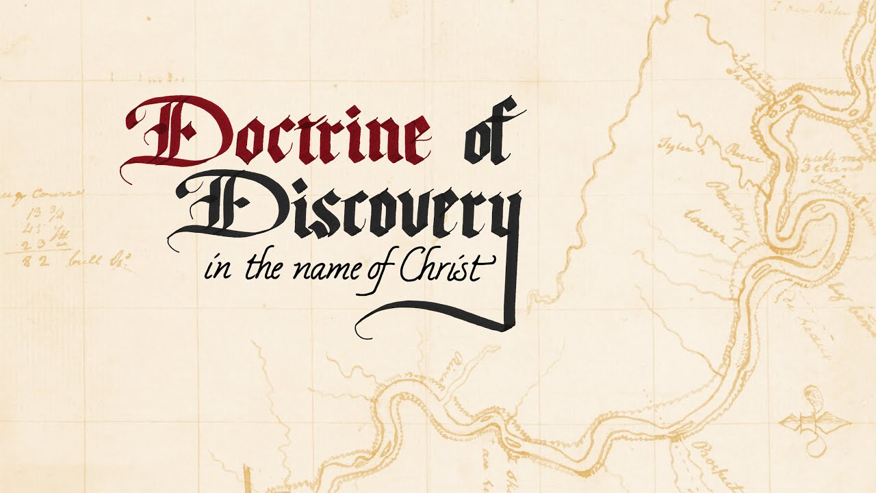 Doug George-Kanentiio: Breaking the hold of the Doctrines of