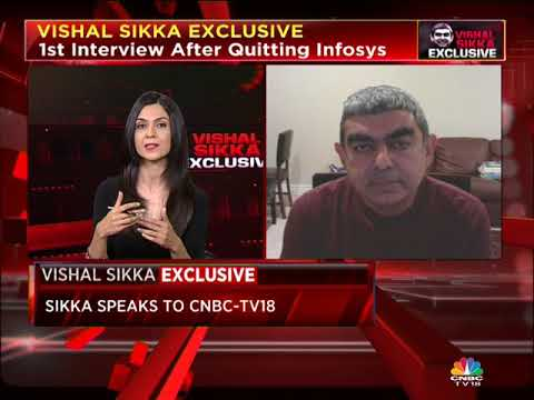 VISHAL SIKKA EXCLUSIVE INTERVIEW - 2