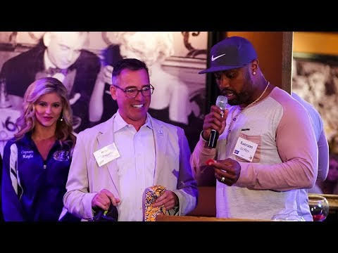 Vikings Host  Annual Crucial Catch Luncheon