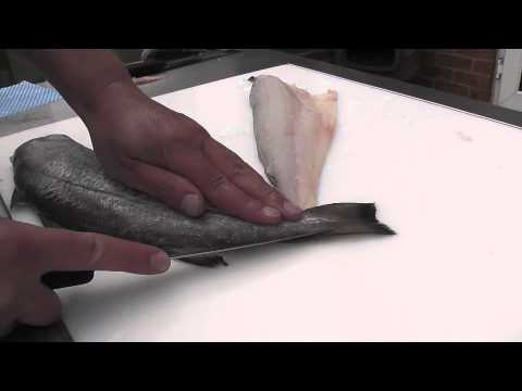 Passionate About Fish - How to fillet a whiting