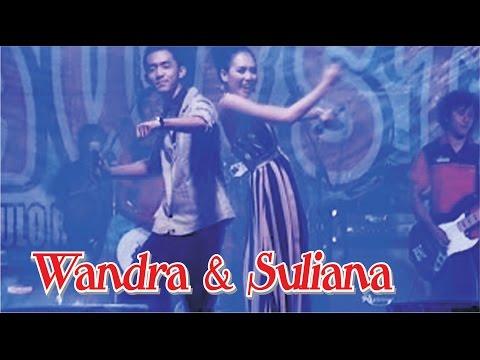SALAH TOMPO WANDRA SULIANA  Asli Live  LIVE By Daniya Shooting Siliragung