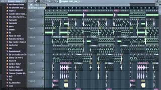 POP Instrumental (Wisin & Yandel Style 2013)